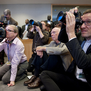 Does the audience even need journalists ... or photojournalists ...