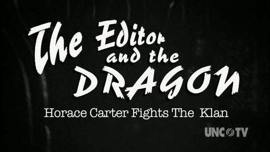 The Dragon and the Editor